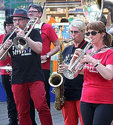 Impressionen vom Bläserfestival in Weil am Rhein Foto: Siegfried Feuchter
