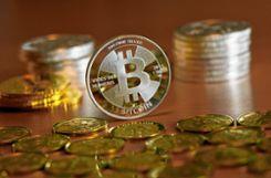 Die digitale Währung Bitcoin hat Vor- und Nachteile, wie die Zuhörer des DHBW-Vortrags erfuhren.   Fotos: Archiv/Adrian Steineck Foto: Die Oberbadische