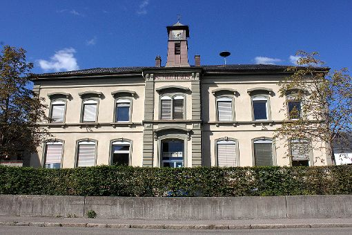Die Alte Schule in Haagen wird zur Kita umgebaut.  Foto: Archiv Foto: Die Oberbadische