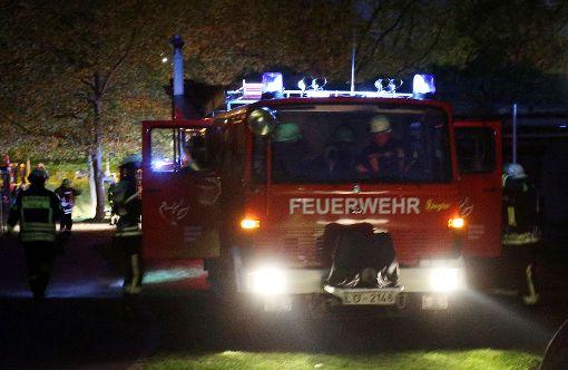 Die Feuerwehr musste am Mittwoch zu einem Schwelbrand ausrücken.    Foto: Archiv Foto: Die Oberbadische