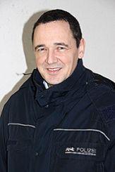 Thomas Müller, scheidender Leiter des Weiler Verkehrskommissariats. Foto: Siegfried Feuchter