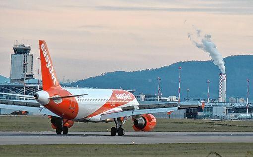 In der Diskussion um ein mögliches Nachtflugverbot meldet sich auch die IG EuroAirport zu Wort.    Foto: Michael Werndorff Foto: Die Oberbadische