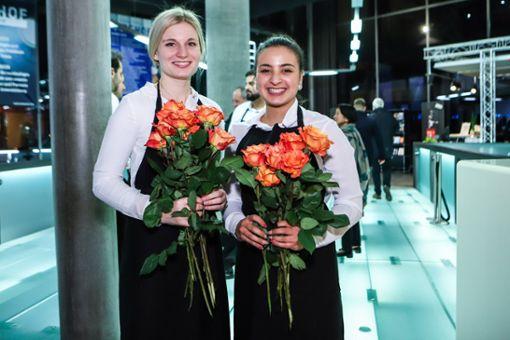 Impressionen der Benefiz-Gala der Bürgerstiftung Lörrach am Samstagabend im Burghof. Foto: Kristoff Meller Foto: mek
