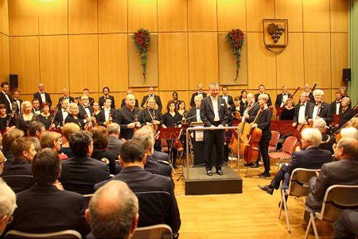 Impressionen vom Neujahrsempfang in Weil am Rhein Foto: Siegfried Feuchter