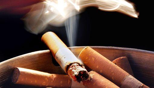 Eine Zigarette war Auslöser für den Brand.Foto: Archiv Foto: Die Oberbadische