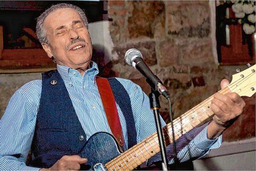Morgan Davis liebt den Delta-Blues.    Foto: zVg Foto: Markgräfler Tagblatt