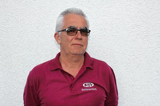 Für weitere zwei Jahre im Amt bestätigt wurde Eberhard Keller, Vorsitzender des Vereins seit dessen Gründung.    Foto: R. Hölzle Foto: Markgräfler Tagblatt
