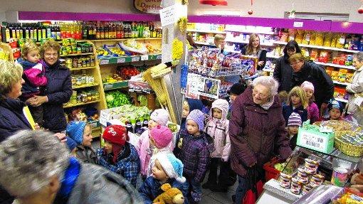 Der Dorfladen bringt Leben in den ländlichen Raum.  Foto: zVg Foto: Markgräfler Tagblatt