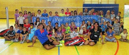 Niccole Grether besuchte 19 Schulen der Region.    Foto: zVg Foto: Markgräfler Tagblatt