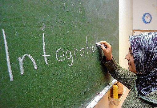Das Thema Integration von Flüchtlingen stellt alle Beteiligten vor große Herausforderungen.   Foto: Archiv Foto: Die Oberbadische