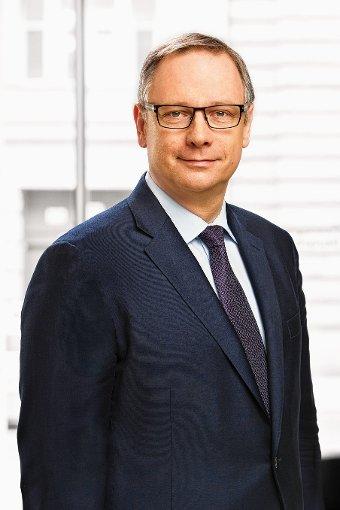 Georg Fahrenschon    Foto: zVg Foto: Die Oberbadische
