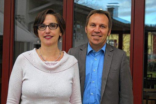 Die Dieter Kaltenbach-Stiftung hat ab sofort eine Doppelspitze in der Geschäftsführung: Iris Teulière und neu auch Bernd Schandera zeichnen verantwortlich.     Foto: Gerd Lustig Foto: Die Oberbadische