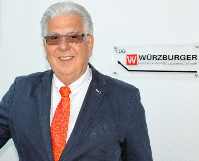 Wolfgang Würzburger, ein erfolgreicher Unternehmer, wird 70 Jahre alt.   Foto: Siegfried Feuchter Foto: Weiler Zeitung