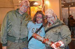 Familienausflug der Zombies? Foto: Veronika Zettler