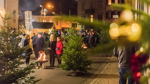 Eindrücke von der Kanderner Weihnachtsstraße Foto: Alexander Anlicker Foto: Alexander Anlicker