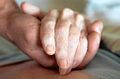 Die ehrenamtliche Begleitung von Sterbenden stellt für die Mitarbeiter des Hospizdienstes ein anspruchsvolle Aufgabe dar.    Foto: zVg Foto: Markgräfler Tagblatt