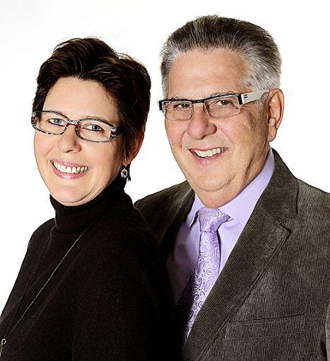 Ein erfolgreiches Unternehmerehepaar: Susanne und Wolfgang Würzburger     Foto: zVg Foto: Weiler Zeitung