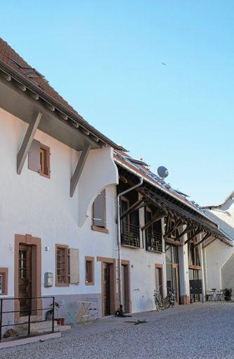 Die historischen Gebäude wurden für rund 4,5 Millionen Euro modernisiert.   Fotos: Gerhard Breuer Foto: Weiler Zeitung