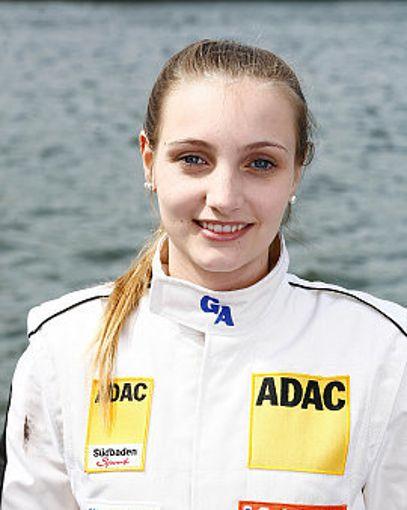 Isabell Weber ist zuversichtlich.   Foto: ADAC Foto: Die Oberbadische