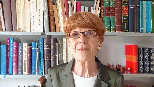 Gudrun Schubert erhält am 14. Oktober den Lörracher  Bürgerpreis   Foto: zVg Foto: Die Oberbadische