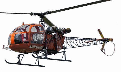 Viele unterschiedliche Modellflugzeuge erwarten die Besucher.  Foto: zVg Foto: Markgräfler Tagblatt