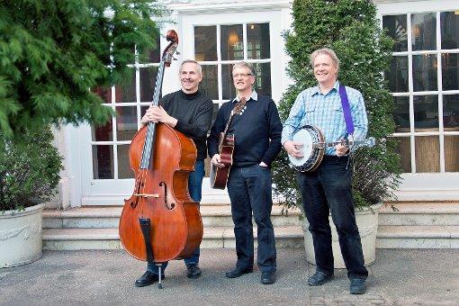 Das Schweizer Trio Studer, Stuber, Meyer Foto: Weiler Zeitung