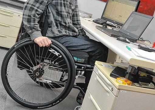 Menschen mit Behinderung können in Inklusionsbetrieben eine neue Aufgabe finden. Foto: Archiv