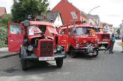 Am Wochenende war wieder Straßenfest in Altweil. Foto: Saskia Scherer