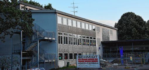 Die Baumaßnahmen an der Scheffelschule waren Thema im Hertener Ortschaftsrat.   Foto: Heinz Vollmar Foto: Die Oberbadische