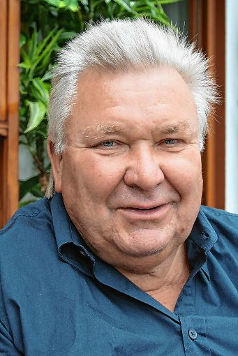 Wird heute 70 Jahre alt: Wilfried Langehein.   Foto: Ralph Lacher Foto: Markgräfler Tagblatt