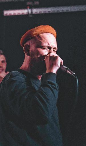 Der Lörracher Rapper Tamino Foto: zVg/LucaWuchner
