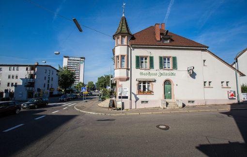 Das Zollquartier soll umgestaltet werden. Foto: Kristoff Meller