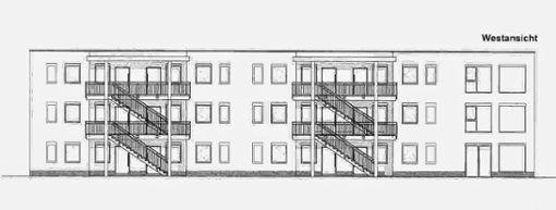 Der Gemeidnerat segnete trotz kritischer Nachfragen die  Motel-Pläne im Lus ab.    Foto: zVg Foto: Markgräfler Tagblatt