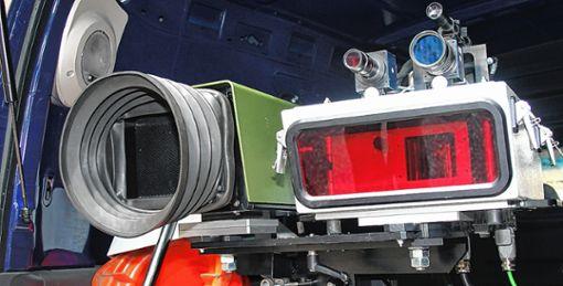 Geschwindigkeitskontrollen gehören nicht zu den Kernaufgaben des Polizeireviers Rheinfelden.   Foto: Archiv Foto: Die Oberbadische