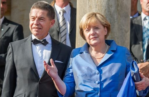 Kanzlerin Sauer zählen zu den Stammgästen bei den Wagner-Festspielen in Bayreuth. Foto: dpa