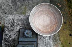 """Die """"Motherearth Bowl"""" ist eine Arbeit der Keramikkünstlerin Corinna Smyth.   Fotos: zVg Foto: Weiler Zeitung"""