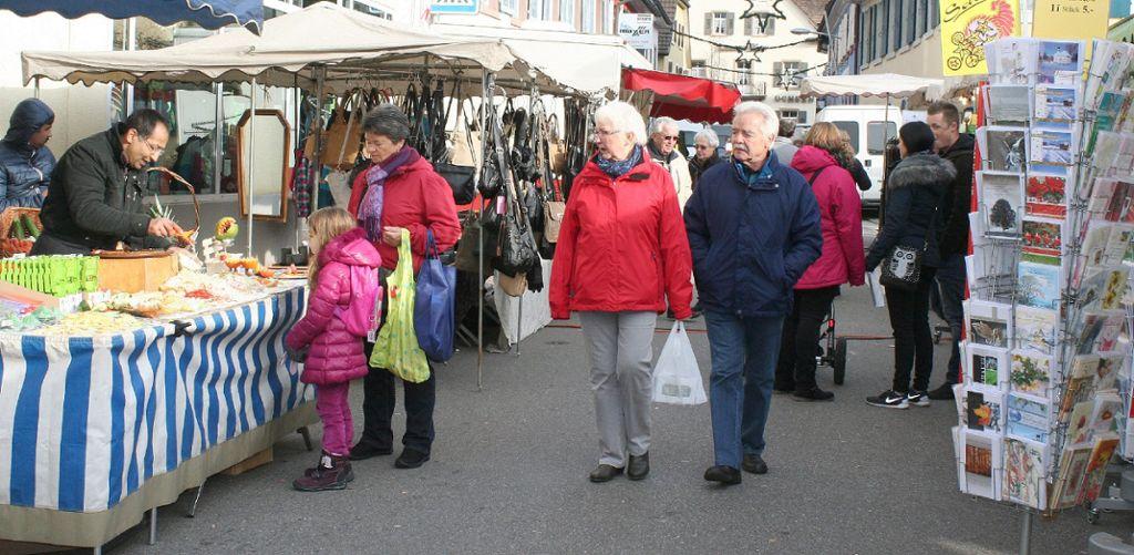 Kandern: Spätjahrmarkt in Kandern lockt mit speziellem ...