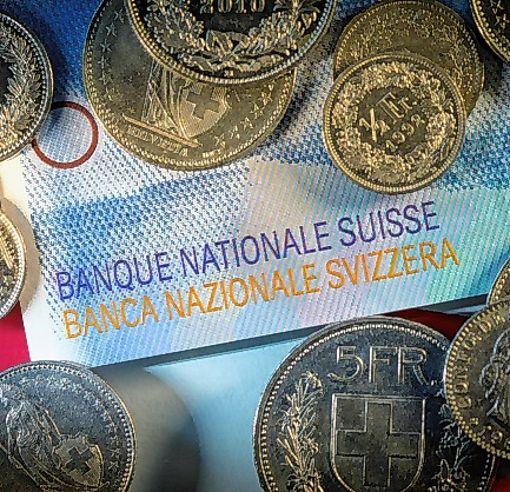 890 Millionen Franken wurden nicht versteuert.   Foto: Archiv Foto: Die Oberbadische