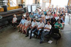 Das Interesse an der Veranstaltung in Riedlingen war groß.   Fotos: Alexandra Günzschel Foto: Weiler Zeitung