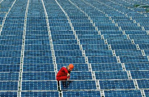 Alternative Energiegewinnung – hier mit Solarpanelen – wird in Zukunft immer wichtiger.   Foto: Archiv Foto: Die Oberbadische