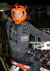 Bester Enduro-Fahrer: Loris Dickau vom Ausrichter. Foto: Die Oberbadische