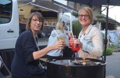 Impressionen der vierten Auflage des Food & Drink-Festivals. Foto: Susann Jekle Foto: mek