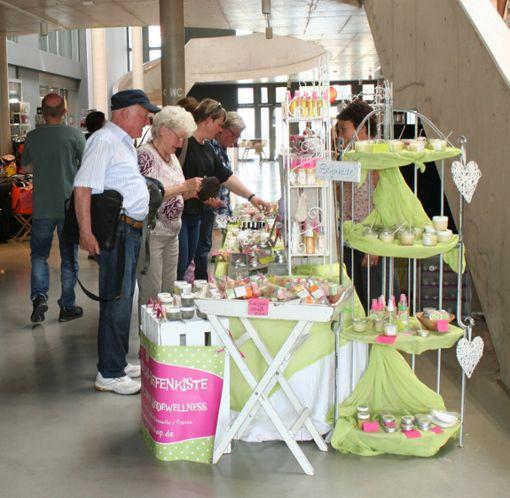 Impressionen vom Frühlingsmarkt Binzen Foto: Alexandra Günzschel