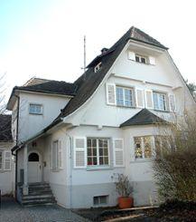 Die Villa Schätzle in Alt-Weil wird abgerissen. Foto: Weiler Zeitung