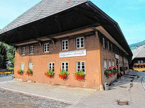 """Das fünfjährige Bestehen des Gasthauses """"dasrößle"""" wird gefeiert.   Foto: Archiv Foto: Markgräfler Tagblatt"""