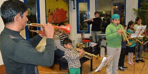 Das Programm begeisterte  Groß und Klein gleichermaßen.  Foto: Heinz Vollmar Foto: Die Oberbadische