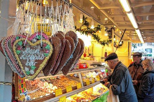 Der Kalte Markt steht wieder vor der Tür.   Foto: Werner Müller Foto: Markgräfler Tagblatt