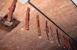 Die alten Dauben sind das Herzstück des Fassduggefons. Foto: Weiler Zeitung
