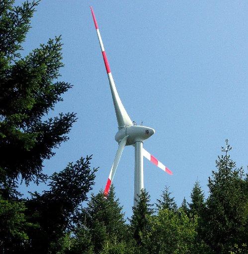 Im Südwesten sollen sich künftig mehr Windräder drehen, fordert die SPD.   Foto: Archiv Foto: Die Oberbadische