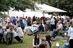 Impressionen vom Sektfestival der Bezirkskellerei in Efringen-Kirchen Foto: sif